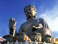 buddha wallpaper Tian tan buddha statue 1